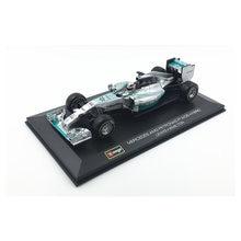 Bburago 1/32 1:32 Petronas W05 Hamilton No44 F1 Formule 1 Racing Car Diecast Display Model Speelgoed Voor Kinderen Jongens