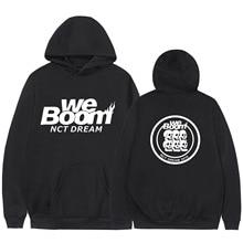 Nct Dream World Tour The Same Hooded Hoodie Coat 2020 New Couple Sweatshirts Harajuku Hip Hop Hoodies Sweatshirt Male Streetwear платье dream world dream world mp002xw1hhup