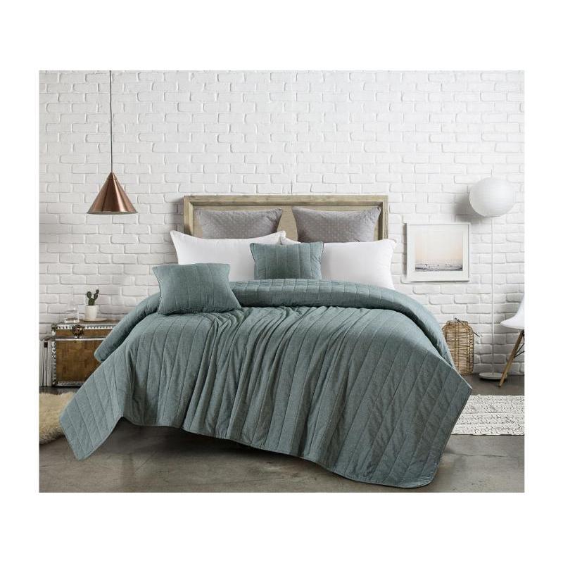 Bedspread euro Tango, Nature Collection, 2224-01, 220*240 cm bedspread euro tango steamed cotton 3d 2224 03 220 240 cm