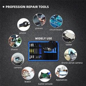 Image 5 - Kit de herramientas de reparación de destornilladores de apertura 18 en 1 para iPhone Xiaomi, Kit de herramientas de reparación de desmontaje de pantalla LCD para ordenador portátil DIY