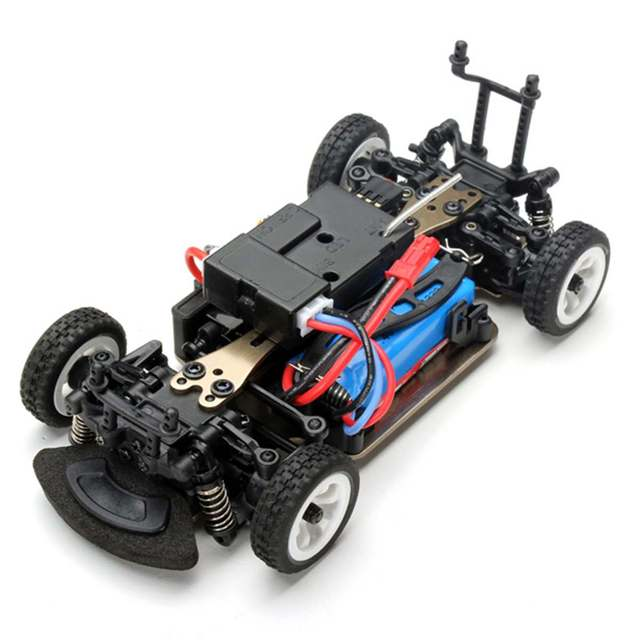 Wltoys K989 1/28 2.4G 4WD Car Brushed RC Remote Control Car Racing Car RTR Drift Alloy Off Road Car Crawler Toys Models 4