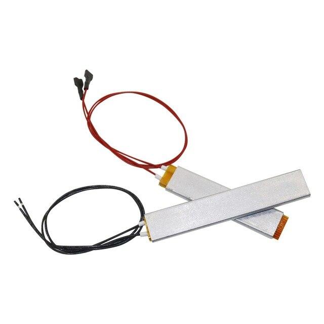 1 Pcs อุ่น Incubator เครื่องทำความร้อน PTC DIY ไข่อุปกรณ์เสริมองค์ประกอบความร้อนสำหรับไข่ Incubator อุปกรณ์ 220 V/110 v/12 V