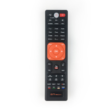 Gtmedia v8 nova and V9 Super Freesat V7 series satellite TV set-top box remote control with one year IPTV subscription option
