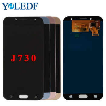 5.5 For Samsung Galaxy J7 Pro 2017 J730 J730F J730F/DS J730FM/DS J730GM/DS LCD Display Touch Screen Digitizer Assembly Replace image
