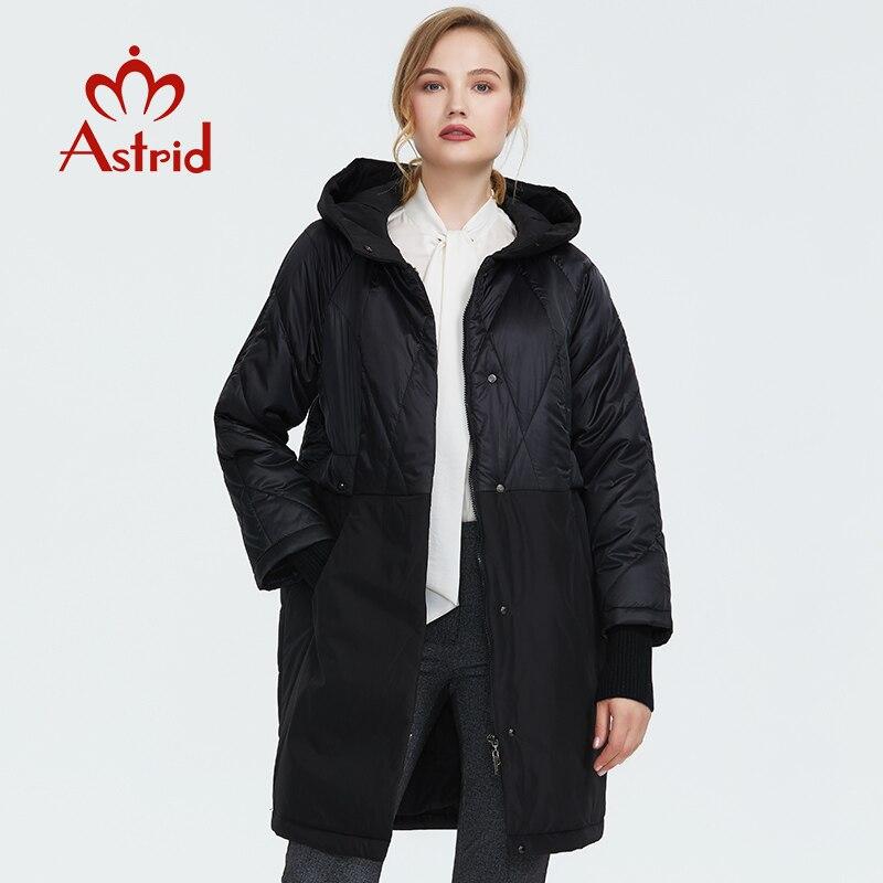 Astrid 2019 outono nova chegada feminina costura moda casaco outerwear alta qualidade nova moda outono casaco feminino am-9203