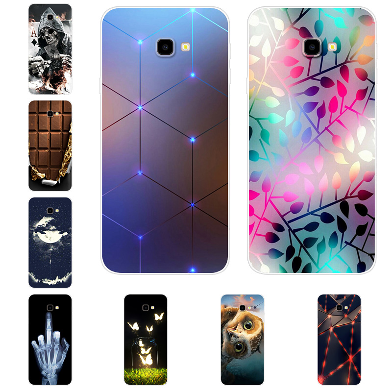 <font><b>Silicone</b></font> Case For <font><b>Samsung</b></font> J7 Duo Prime max J2 J4 Core Case Soft TPU For J3 J5 J7 2017 J4 J4plus <font><b>J6</b></font> <font><b>J6</b></font> <font><b>plus</b></font> J8 <font><b>2018</b></font> Cover <font><b>Coque</b></font> image