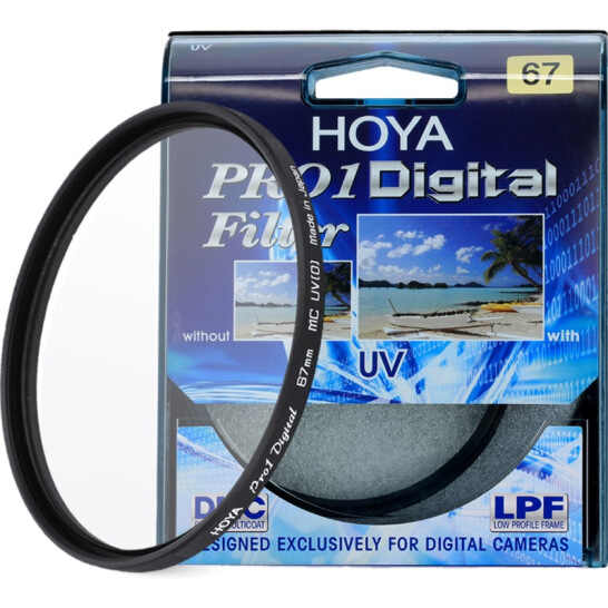 HOYA PRO1 Digital UV FILTER 49 52 55 58 62 67 72 77 82 mm LOW PROFILE Pro 1 DMC UV (O) multicoat สำหรับ Nikon Canon SONY Fuji