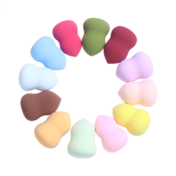 1Pc Cosmetic Puff Powder Smooth Women's Makeup Foundation Sponge Beauty Make Up Tools & Accessories Water Drop Blending Shape 3