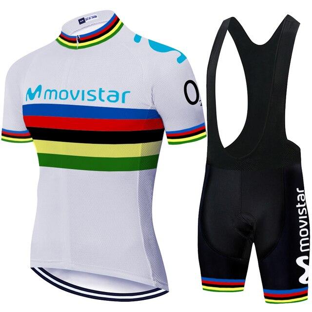 Equipe filmes camisa de ciclismo masculina, conjunto maillot, camisa de ciclismo, jersey masculina, verão, bicicleta, 2020 mtb b 3