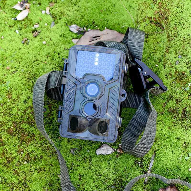 Image 4 - HC800A Hunting Camera Outdoor Surveillance 1080P Wildlife Scouting Camera Waterproof Trail Camera Infrared Night Vision-in Surveillance Cameras from Security & Protection