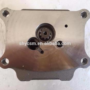 цена на Komatsu PC55 PC56 hydraulic gear pump for PC55MR-2 PC50MR-2 PC56-7