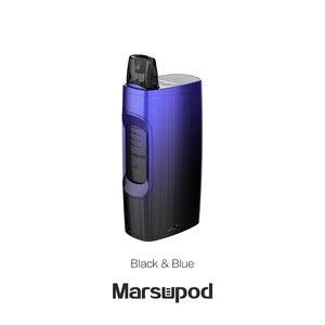 Image 3 - UWELL MarsuPod PCC Kit 150 mAh Battery 11 W 1.3ml Capacity with 1000 mAh Charging Case Vape Pod System Kit E cigarette Vaporizer