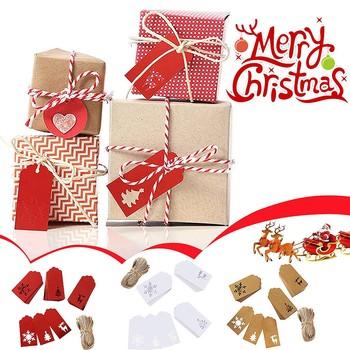Dekoracje świąteczne 150PC rzemiosło artystyczne materiały ślubne ozdoby świąteczne ozdoby świąteczne zawieszka na choinkę String Navidad tanie i dobre opinie CN (pochodzenie) DIY Christmas Decoration Bez pudełka Crafts Wedding Supplies