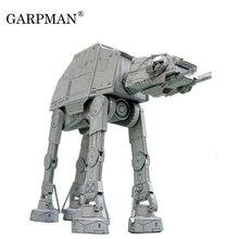 20 см длина Звездные войны вездеход бронированный ходунки AT-AT 3D бумажная модель ATAT бумажная игрушка для рукоделия