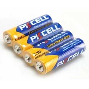 Image 4 - 50Pcs x PKCELL R6P 1.5V Super Heavy Duty Battery Carbon Zinc AA Single Use Dry Battery Batteries