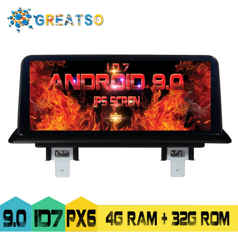 <font><b>Android</b></font> <font><b>9.0</b></font> CAR Audio DVD player FOR <font><b>BMW</b></font> E81 E82 <font><b>E87</b></font> E88 (2006-2012) gps car Multimedia head device unit receiver car monitor image
