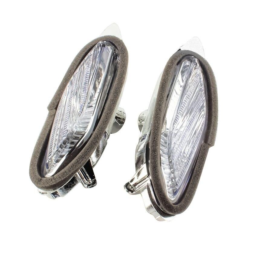 Turn Signal Indicator Blinker Light Lens For Honda ST1300 2002-2009 2003 2004 2005 2006 2007 2008 Clear