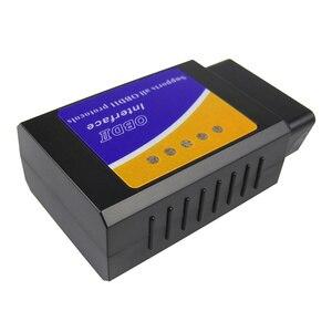 Image 3 - OBD2 Scanner V1.5 ELM327 Bluetooth Car Diagnostic Scanner For Android ELM 327 v 1.5 OBD 2 Auto Diagnostic Tools Real PIC18F25K80