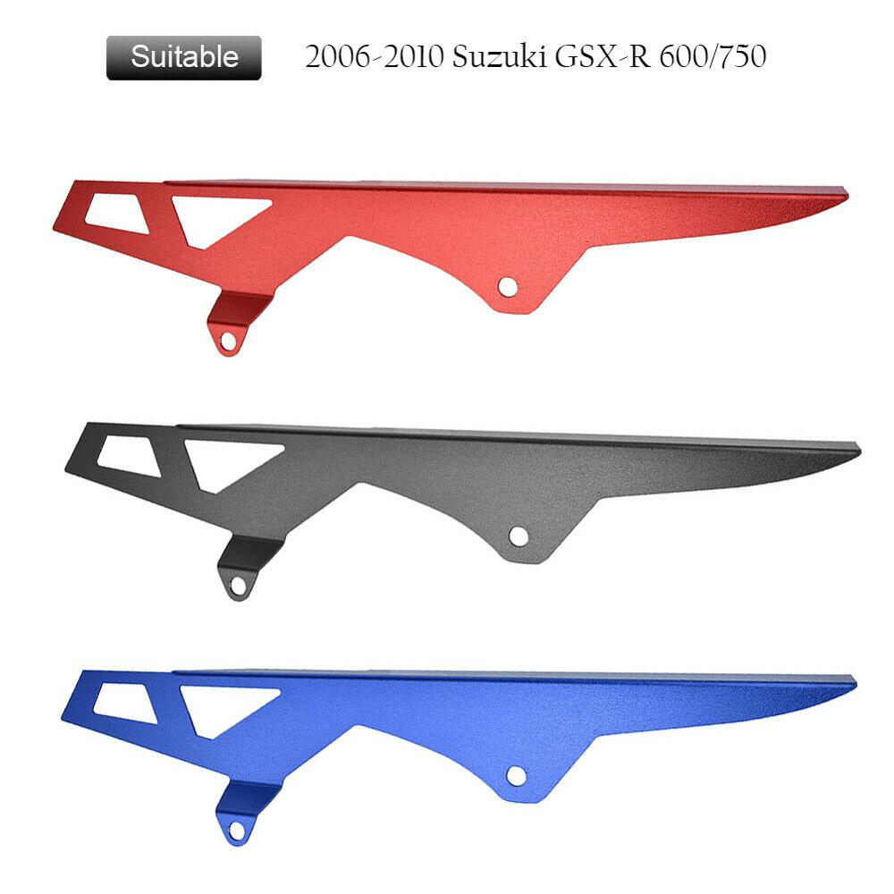 Motorcycle Chain Guard Cover Shield For Suzuki GSXR600 GSX-R750 2006-2010