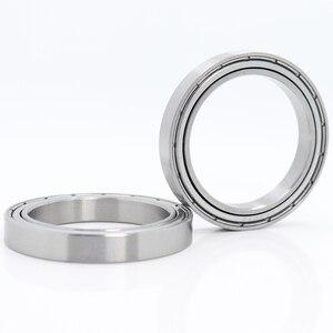 Image 5 - S6807ZZ Bearing 35*47*7 mm ( 5PCS ) ABEC 1 S6807 Z ZZ S 6807 440C Stainless Steel S6807Z Ball Bearings