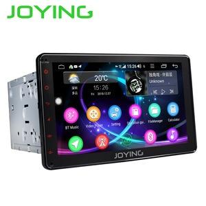 Image 2 - JOYING 2 DIN รถวิทยุ Android 8.1 OCTA Core 8 นิ้ว 1024*600 4G Fast BOOT DSP SWC GPS Navigation วิทยุรถยนต์สากล HD