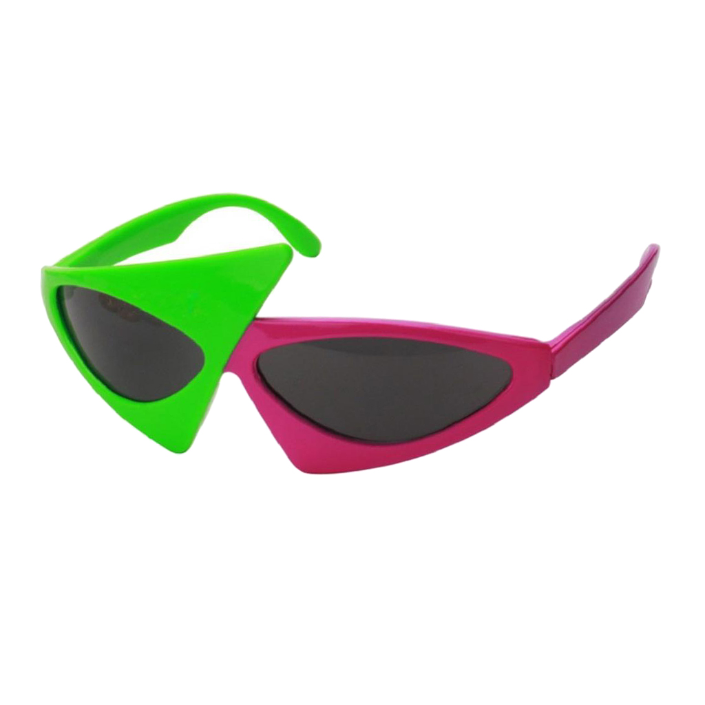 Halloween Alien Glasses Funny Costume Unisex Sunglasses Party Accessories
