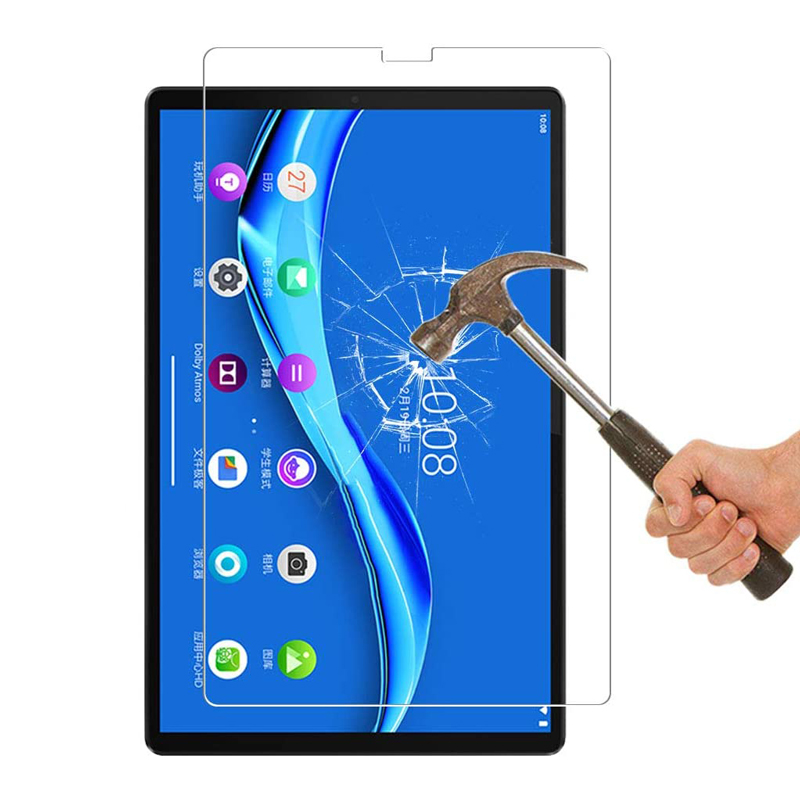 Tempered Glass Screen Protector for Lenovo Tab M10 Plus 10.3 E10 P10 10.1 M8 M7 7.0 Tablet Glass Fil