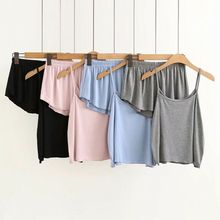 Sexy Lingerie Set Cotton Sleepwear Women's Pajama S