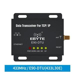 Беспроводной трансивер LoRa, передатчик и приемник, 433 МГц, 1 Вт, IoT, uhf, 433 МГц