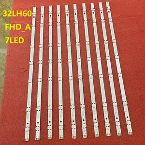 Image 2 - חדש 10 יח\חבילה LED blacklight רצועת עבור LG innotek ישיר 16Y FHD 32LH604V 32LH530V 32LH60_FHD_A S L SSC_32inch_FHD EAV63452304