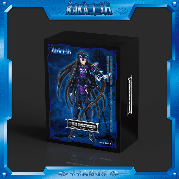 KAKA Underworld Hades Specter THE LOST CANVAS Behemoth Saint Seiya Cloth Myth Statue