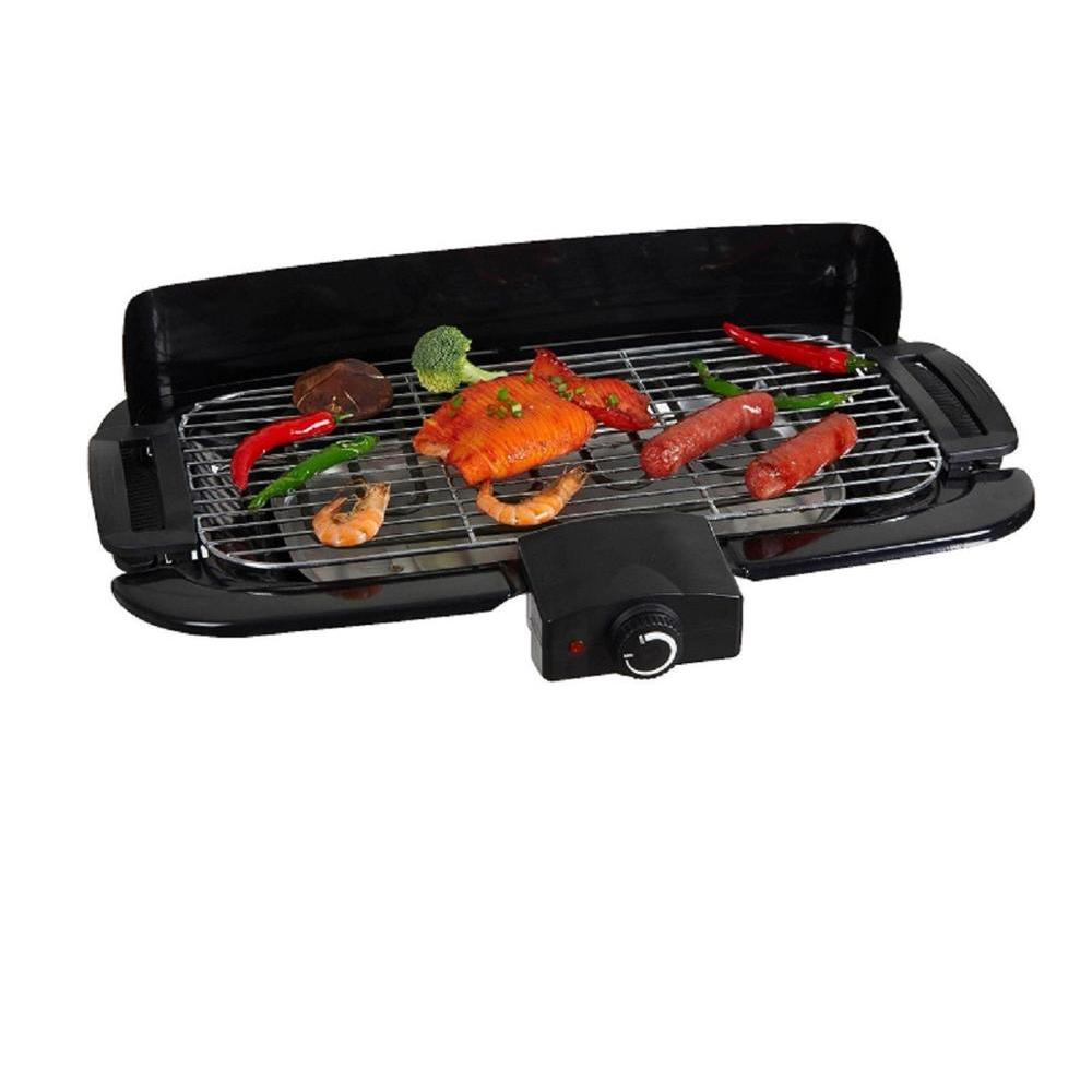 BBQ 2000W ELECTRIC GRILL FOR ROASTING GRILL CAMPING 56X36cm WARANTY
