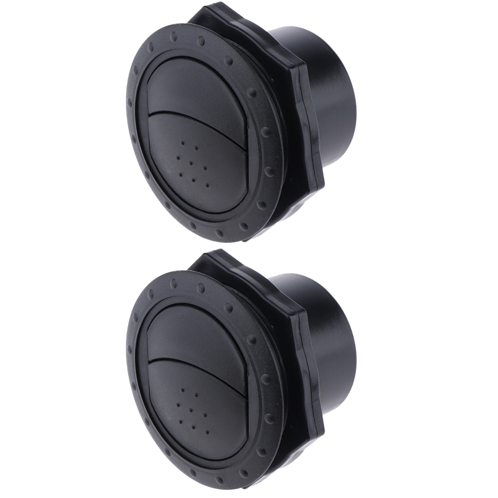 Boat Round Air Vent Outlet Grille Ventilation ABS Plastic 70x45mm For Marine Boat Yacht RV Truck Etc Boat Accessories Marine