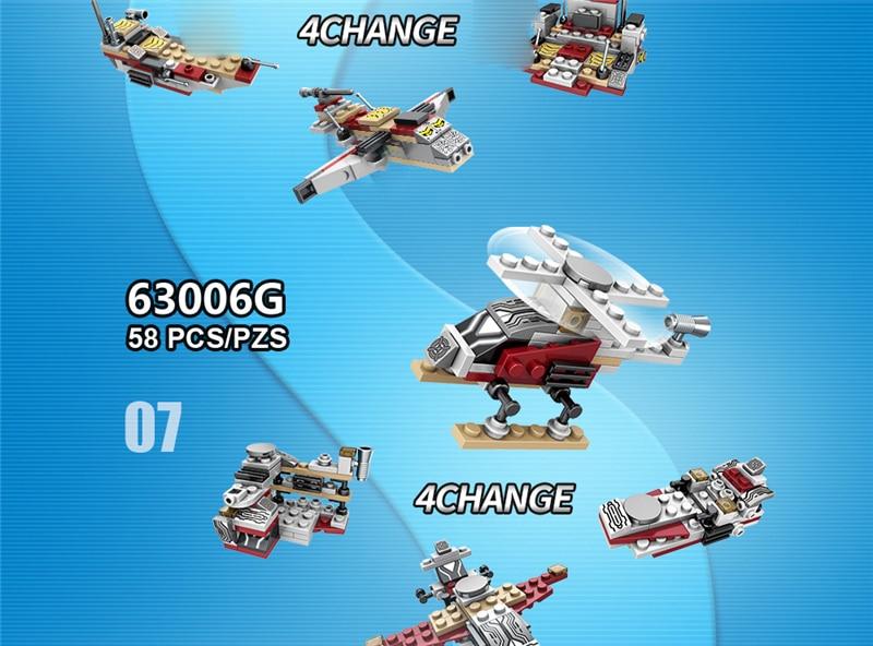 1000+ PCS Military Warship Navy Aircraft Army Figures Building Blocks LegoINGlys Army Warship Construction Bricks Children Toys (24)