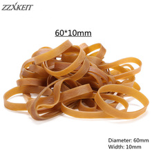 Stationery Rubber-Band Ring Office-Supplies Elastic School Strong High-Quality 60--10mm