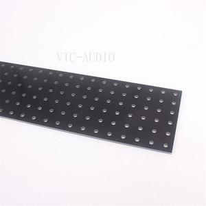 Image 4 - DIY Audio Board Tag Board Turret Board Test Board Empty Plate 300*60*2mm 180 Holes 1PC Tube Amplifier Parts  DIY