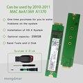 Новый 256 ГБ SSD для 2010 2011 Macbook Air A1369 A1370 твердотельный диск MC503 MC504 MC965 MC966 MC968 MC969 жесткий диск