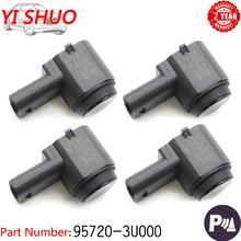 Samochód 95720-3U000 czujnik parkowania zderzak czujnik parkowania PDC Parktronic dla Hyundai Kia Sportage III 3 2010-2014 4MT271H7A 1.7 2.0