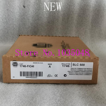 1PC 1746-FIO4I A   1746-FIO4I   New and Original Priority use of DHL delivery