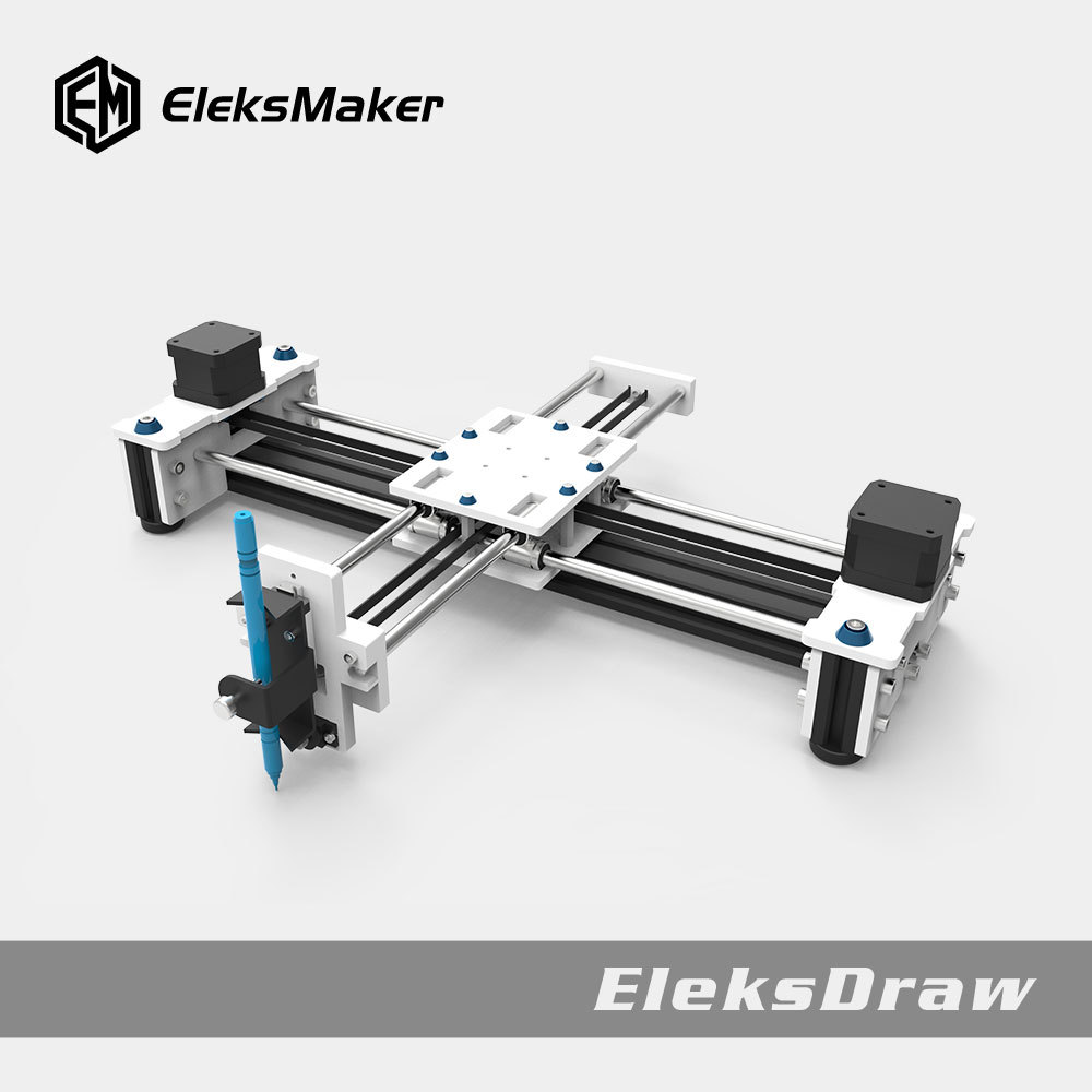 Intelligent Drawing Writing Robot Machine Draw Bot Desktop DIY Xy Plotter High CNC Precision Robot Eleksdraw Smart Apparatus