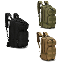 Men's Military Tactical Backpack Camouflage Outdoor Sports Hiking Camping Hunting Bags Women Travelling Trekking Rucksacks Bag