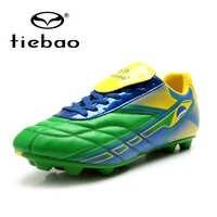 TIEBAO Professionelle Futebol 2017 Botines De Futbol Fußball Schuhe Männer Fußball Stollen Chaussure Steigeisen Fußball Stollen Günstige