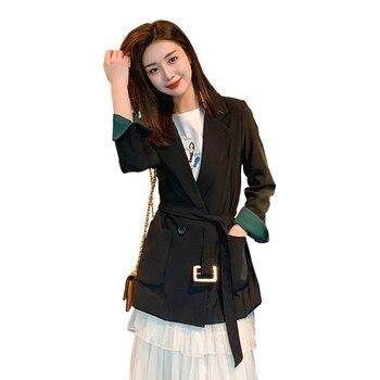 Colorful Plus Size Blazers | New Women Clothes Women's Suit Blazer Solid Color Jacket Female Large Size Blazer Femme Plus Size Women Blazers And Jackets