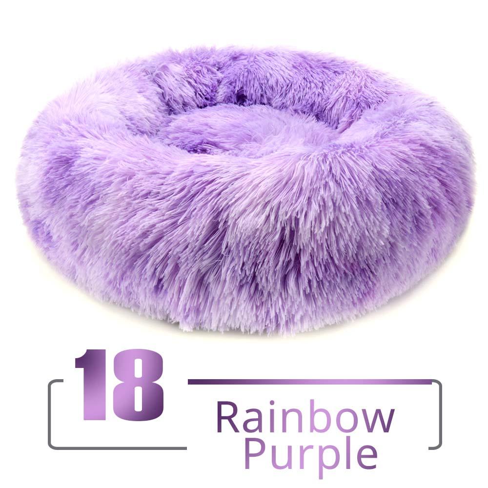 rainbow purple