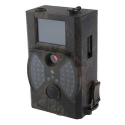 IP54 wodoodporny cyfrowy kamera do gier Trail 16MP 1080P kamera myśliwska widzenie nocne z wykorzystaniem podczerwieni 2.0 cal wyświetlacz tft