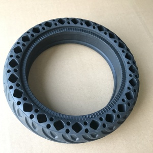 Image 4 - Upgraded Electric Scooter Damping Tyre for Xiaomi M365 Scooter for M365 Pro Kickscooter Hollow Shock Absorber Solid Tyres