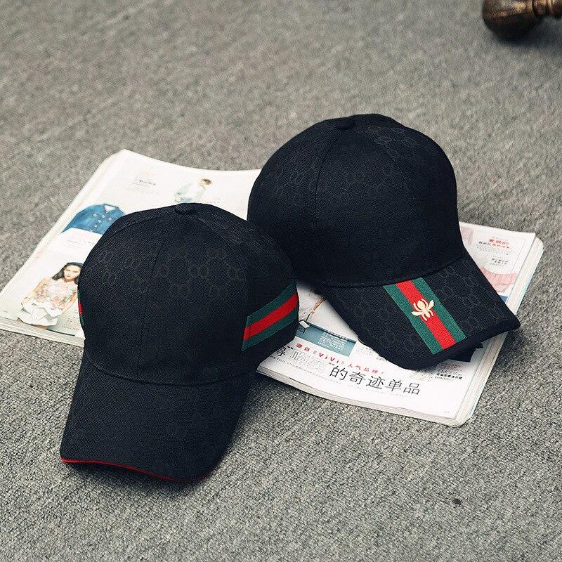 Fashion Hat Korean Letters A Version Solid Color Baseball Cap Hip Hop Versatile Sun Hat Cotton Cap