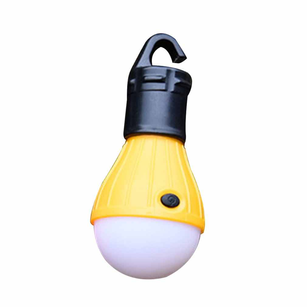 Mini Portable Lantern Tent Light Lamp LED Emergency Lamp Waterproof Hanging Hook Flashlight For Outdoor Campingdiscount