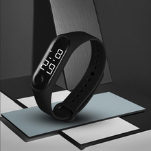 Hot Sell Student LED Electronic Digital Watch Stude