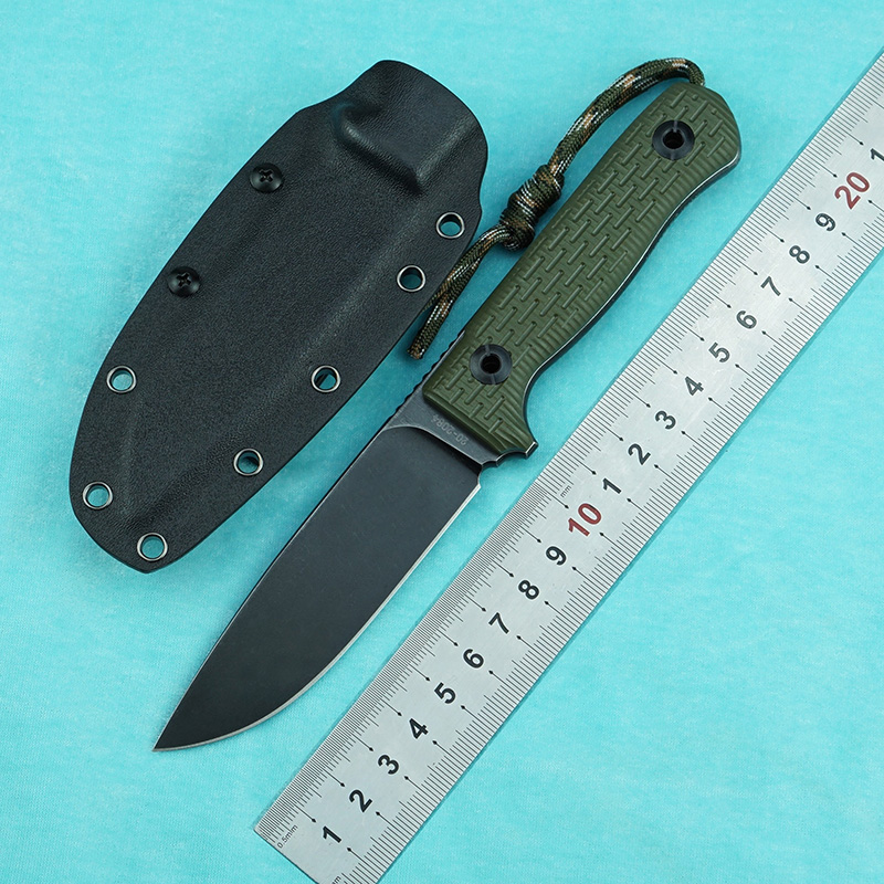 LEMIFSHE POHL one Niolox blade G10 handle outdoor camping survival woodworking garden multi-function EDC tools